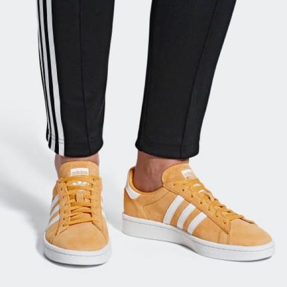 Campus Sneakers In Chalk Orange | Poshmark
